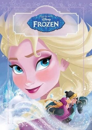 frozen libros