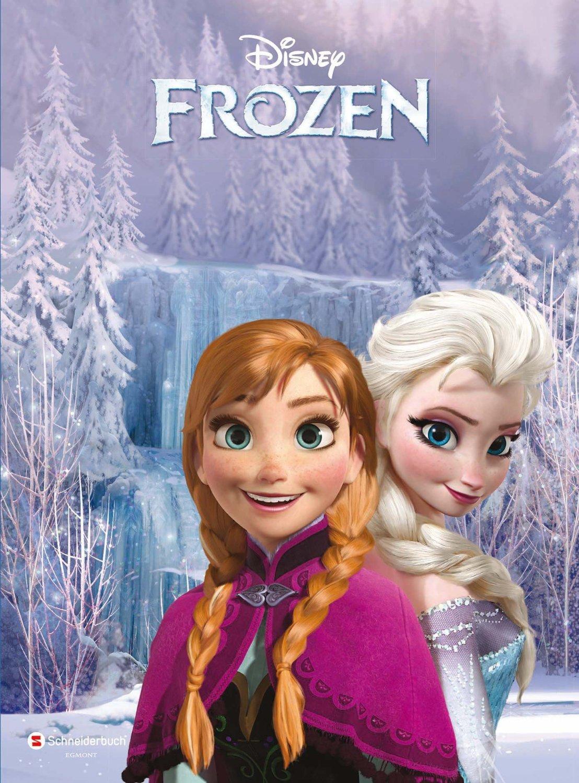Frozen boeken