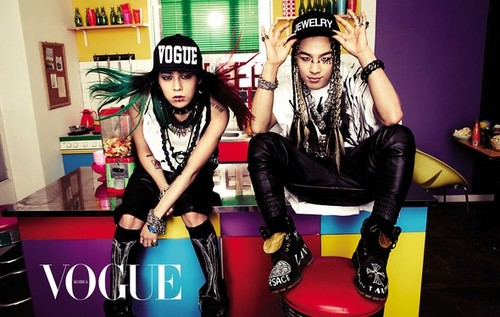 G~Dragon & Taeyang♥