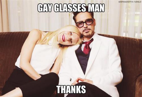 Gay Glasses