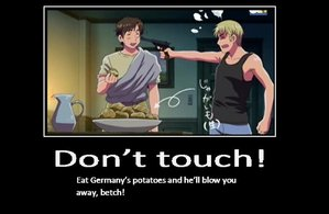 Germany don't touch this!^^