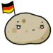 Germany potato!^^ - hetalia icon
