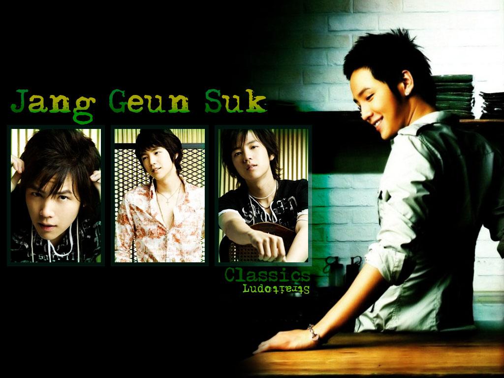 Jang geun suk - ღღ چکاوک عشق ღღ