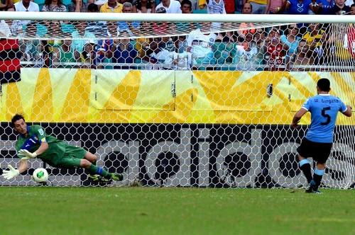 Gianluigi Buffon Italy 2013