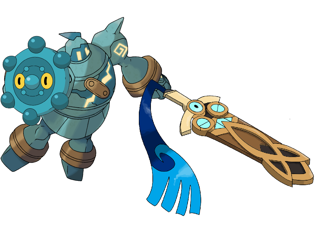 pokémon images golurk bronzor and honedge hd fond d écran and