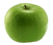 Green táo, apple
