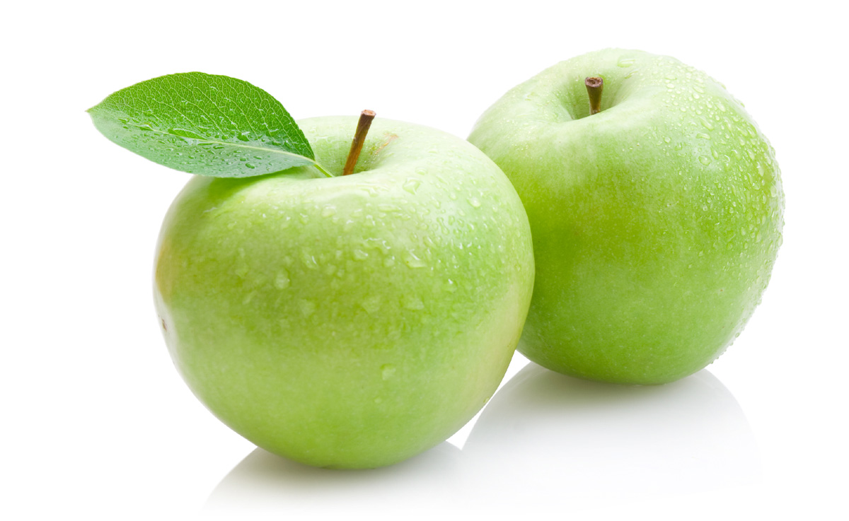 Green Apple - Fruit Photo (34914750) - Fanpop