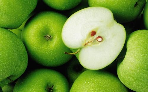Green 사과, 애플