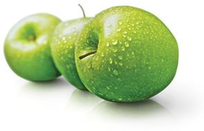 Green appel, apple