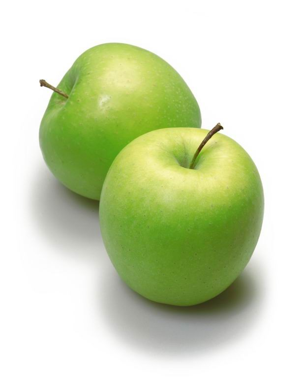 how to eat green apple
