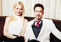 Gwybert Pictures ♥ - tony-stark-and-pepper-potts photo