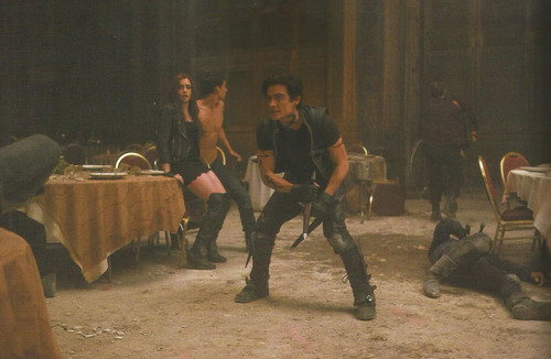 HQ Stills and Bangtan Boys fotos from the TMI Movie Companion [Scans]