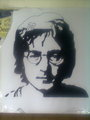 Hand sewn Lennon for sale - john-lennon fan art