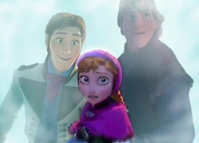 Frozen images Hans, Anna and Kristoff wallpaper and ...