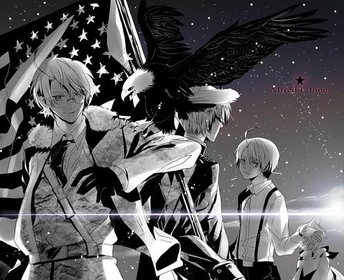 Happy Birthday America~! <3