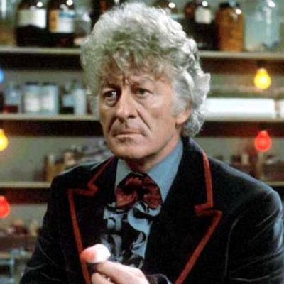 Happy Birthday Jon Pertwee