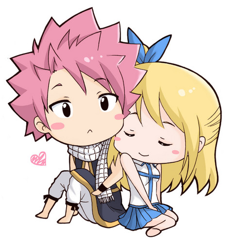 Happy NaLu week