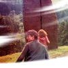 Harry and Hermione photo probably containing a glory hole titled Harry & Hermione