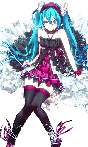 hatsune miku wallpaper called Hatsune Miku