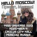 Hello Moscow! - miss-universe fan art
