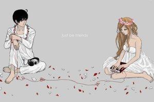 Hetalia!Just be friends!^^