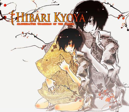 Hibari Kyoya~ <3