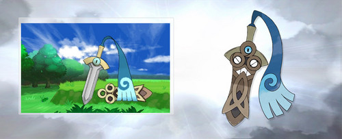 Pokémon X&Y: Honedge