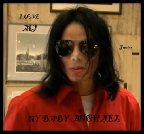 I want anda soooo bad Michael my Cinta