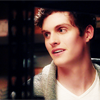Daniel Sharman picha possibly containing a portrait titled Isaac Lahey