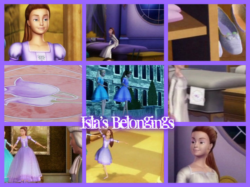 Isla's Belongings