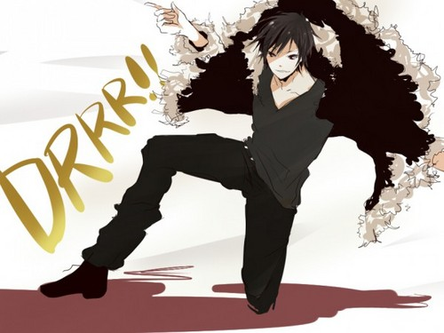 1Izaya Orihara 壁紙 probably containing a well dressed person, a business suit, and a hip boot entitled Izaya Orihara ♥