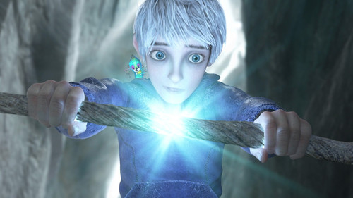 Rise of the Guardians wallpaper called Jack Frost HQ