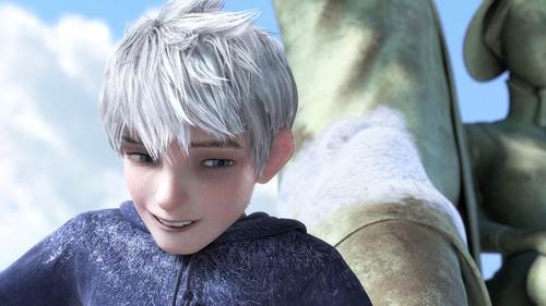 Rise of the Guardians wallpaper possibly with a hood called Jack Frost HQ