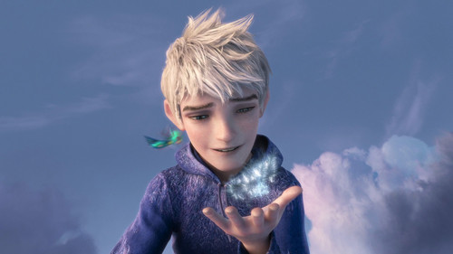 Rise of the Guardians wallpaper titled Jack Frost HQ