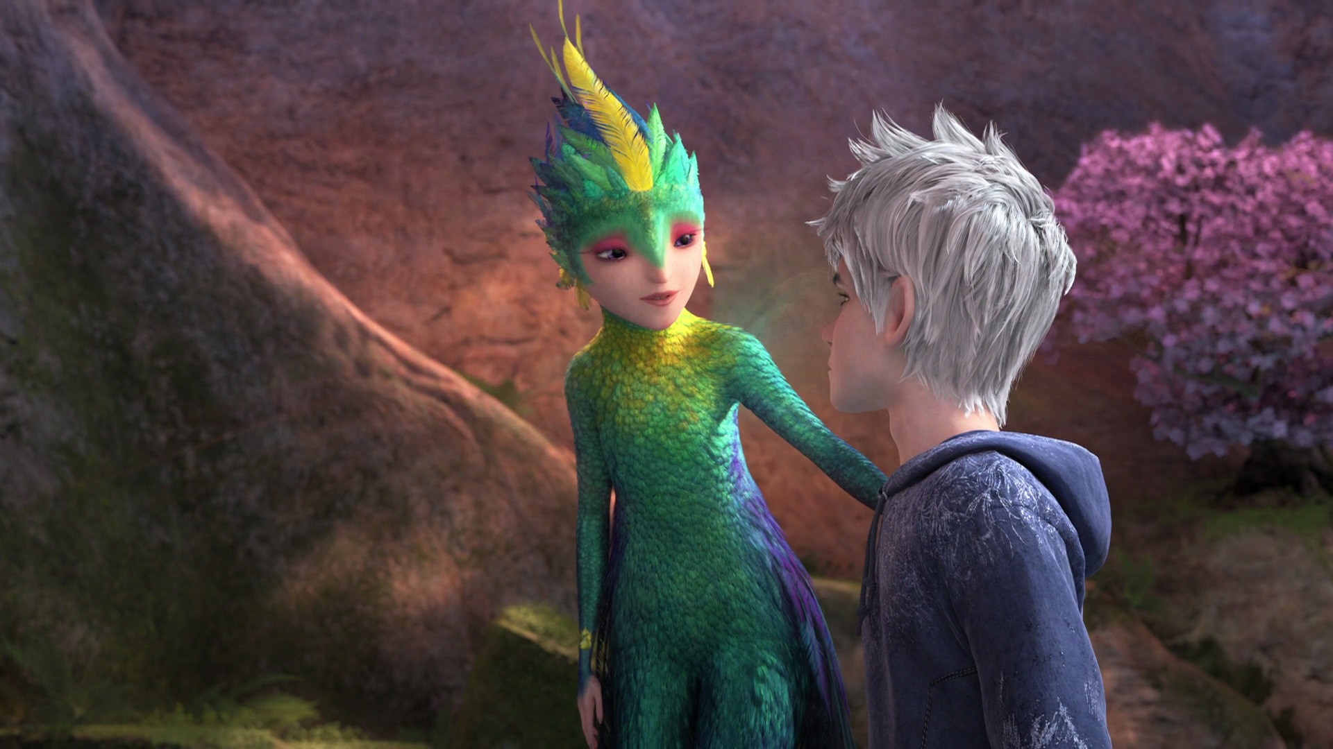 Rise of the Guardians images Jack Frost and Toothiana HQ ...