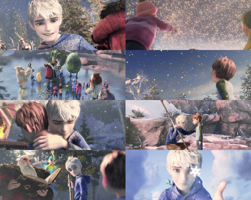 Rise of the Guardians wallpaper entitled Jack Frost