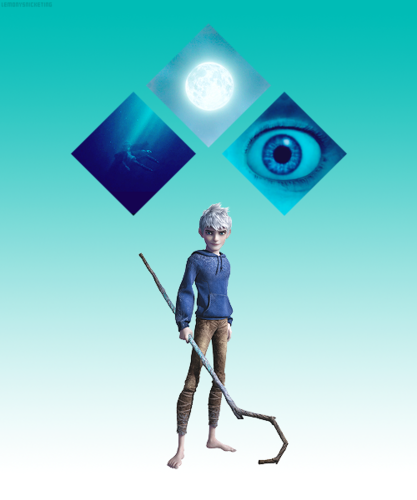 Rise of the Guardians Hintergrund called Jack Frost