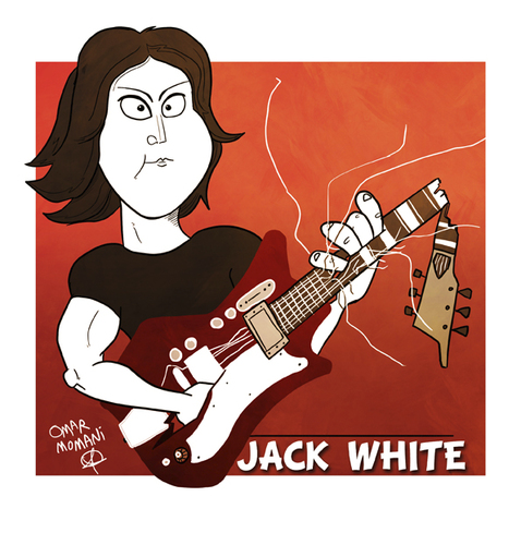 Jack White <3