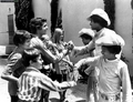 "Jackson 5 And The Cast Of ""The Brady Brunch"" - michael-jackson photo"