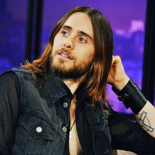 Jared Leto wallpaper possibly with a concert titled Jared