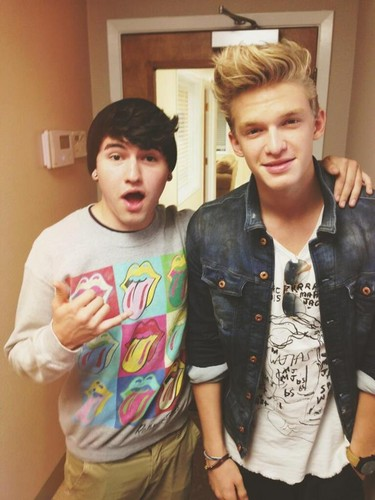 Jc & Cody Simpson!