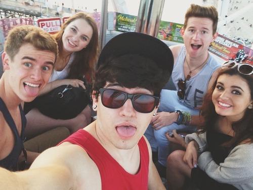 Jc, Connor, Alexa, Rebecca, & Ricky!