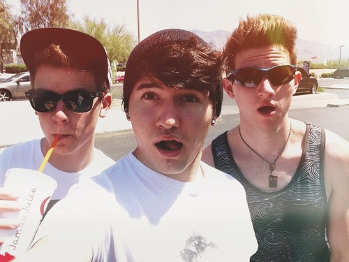 Jc, Connor, & Ricky!