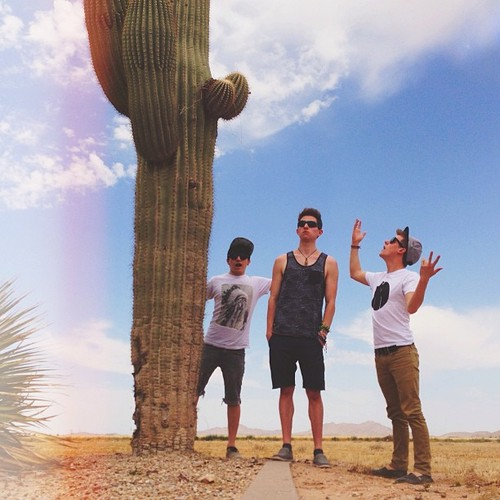 Jc, Connor, & Ricky!