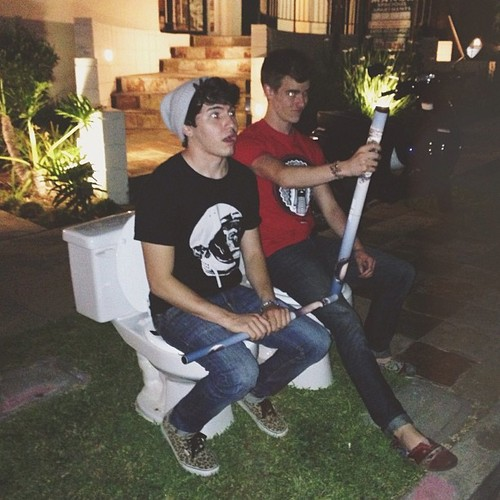 Jc & Connor!