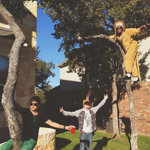 Jc, Kenny, & Shane!