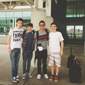 Jc, Kian, Ricardo, & Sam!
