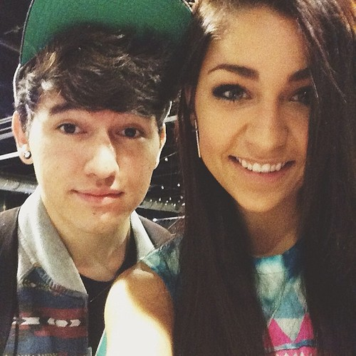 Kian lawley dating andrea russett - Jc caylen dating ...