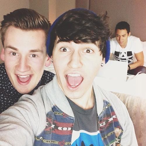 Jc, Oli, & Ricardo