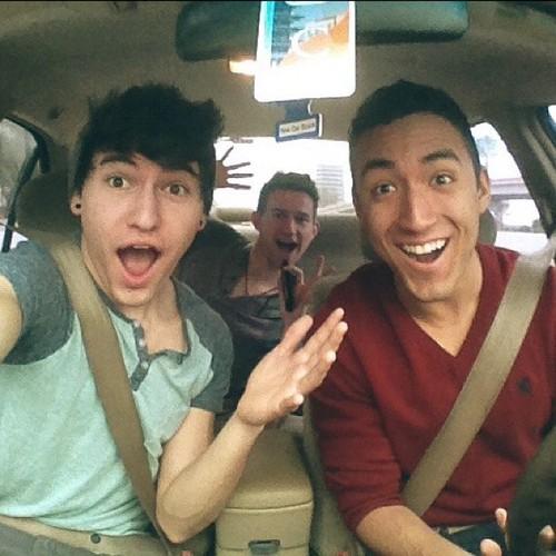 Jc, Ricky, & Ricardo